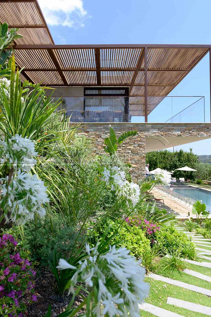 saint tropez architect project